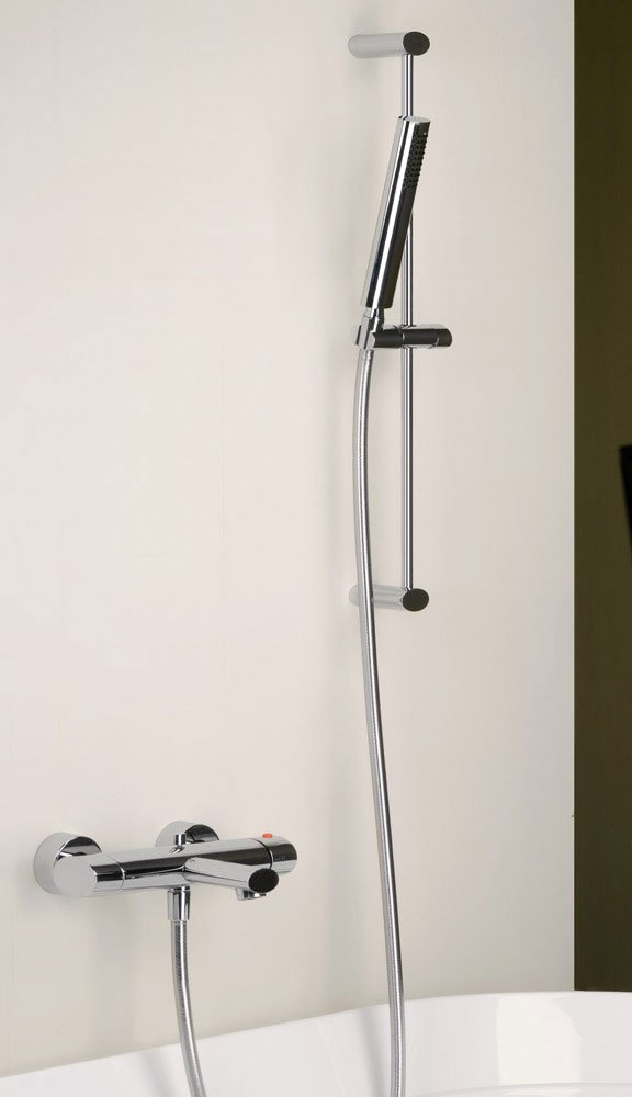 gessi armaturen f r dusche und wanne badewannen set oxygene designbest. Black Bedroom Furniture Sets. Home Design Ideas
