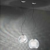 Lampada Diamond&Swirl