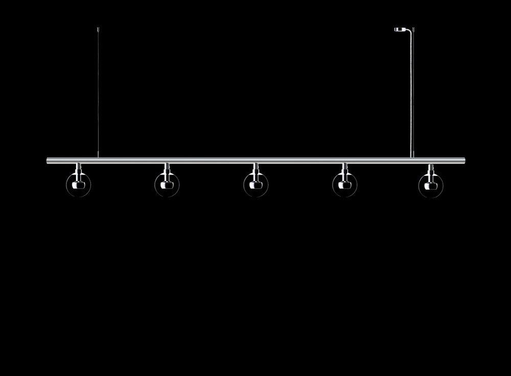 occhio h ngeleuchten lampe divo sistema cinque designbest. Black Bedroom Furniture Sets. Home Design Ideas