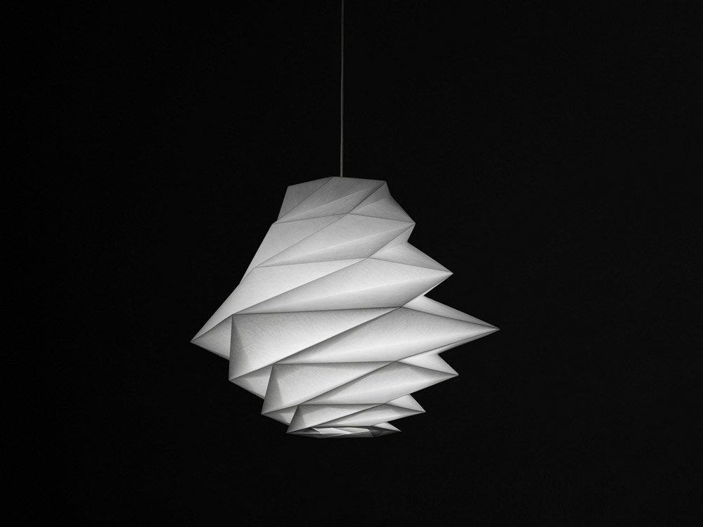 Lampade a sospensione lampada fukurou da artemide for Artemide lampade roma