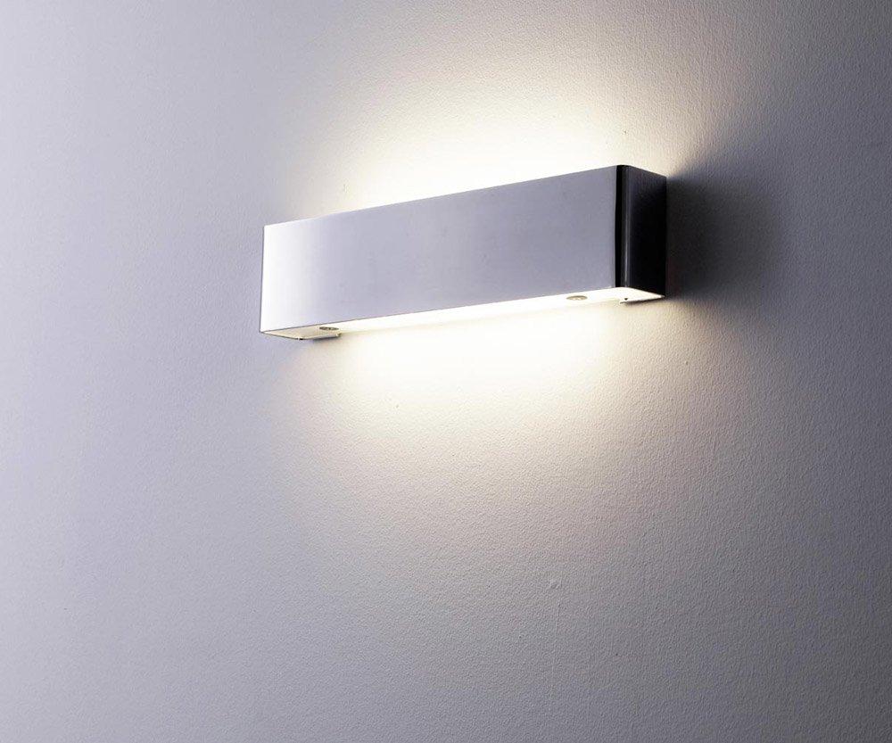 lampade da parete lampada leukon da maxalto