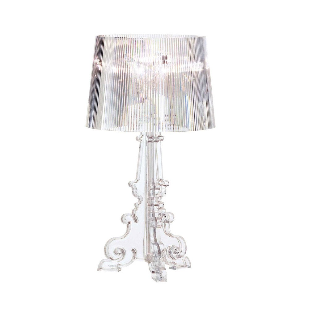 Lampade da tavolo lampada bourgie da kartell - Lampade da tavolo in plexiglass ...