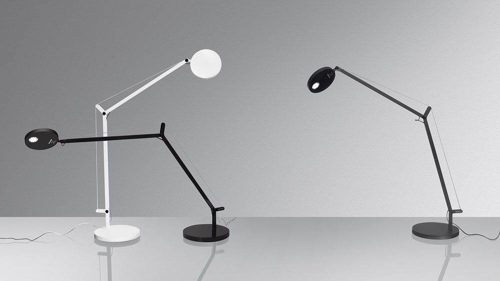 Lampade da tavolo lampada demetra da artemide for Outlet webmobili