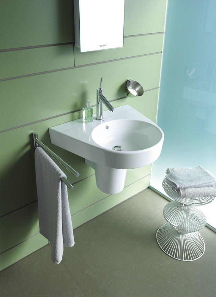 lavabo lavabo starck 2 da duravit. Black Bedroom Furniture Sets. Home Design Ideas