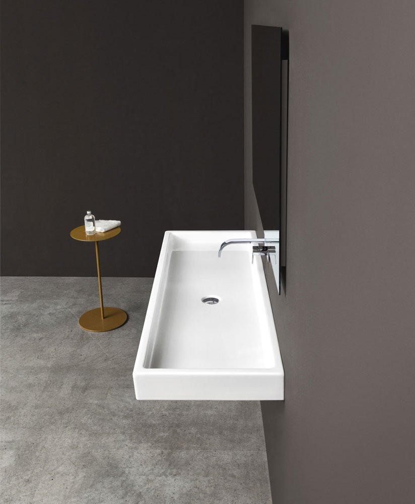 Lavabo lavabo canale da nic design for Catalogo nic design