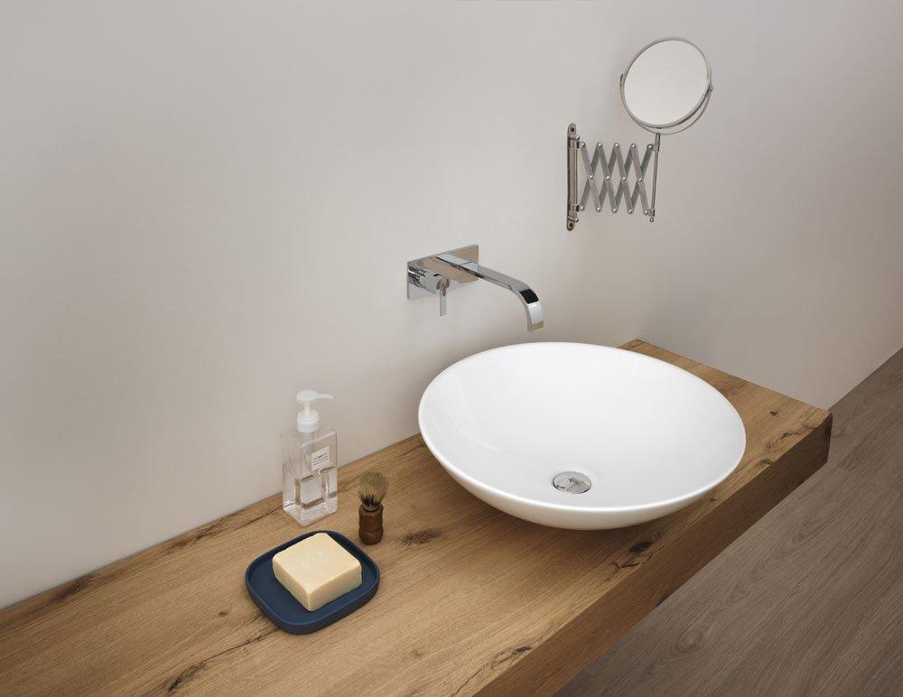 lavabo lavabo giulia da nic design. Black Bedroom Furniture Sets. Home Design Ideas