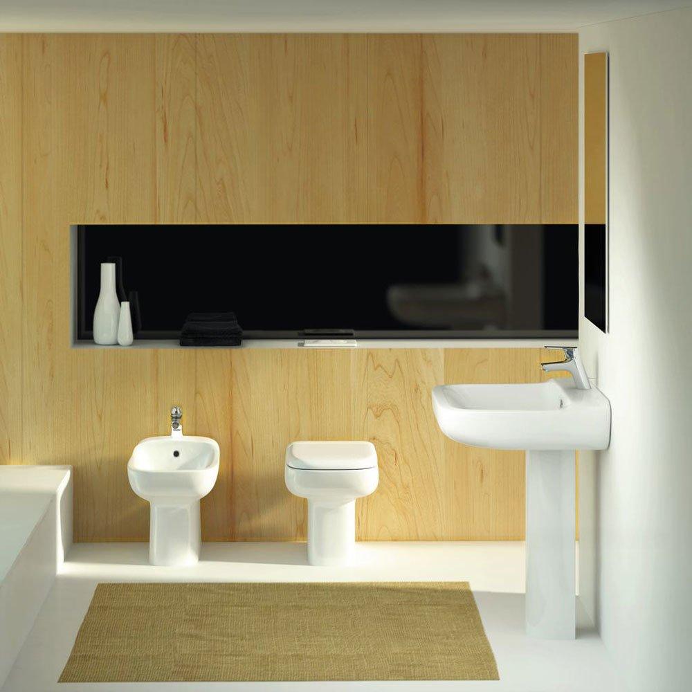 Lavabo lavabo conca da ideal standard for Lavandino ideal standard conca