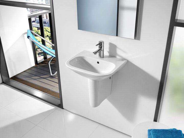 roca waschbecken waschtisch nexo designbest. Black Bedroom Furniture Sets. Home Design Ideas