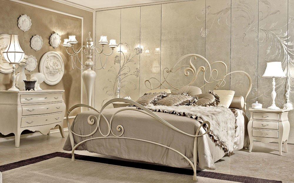 Letti matrimoniali letto perlage da giusti portos - Giusti portos camere da letto ...