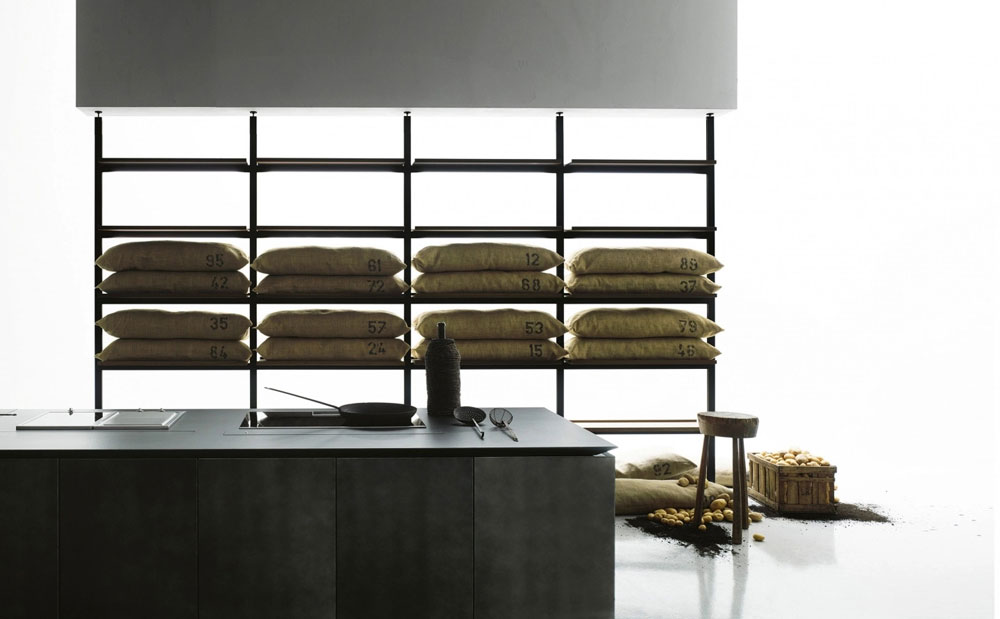 Bookcases And Shelving Units Bookcase Brompton By Boffi