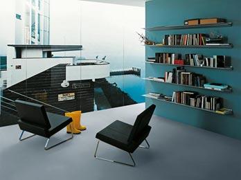 Forum mensole e librerie for Mensole alluminio ikea
