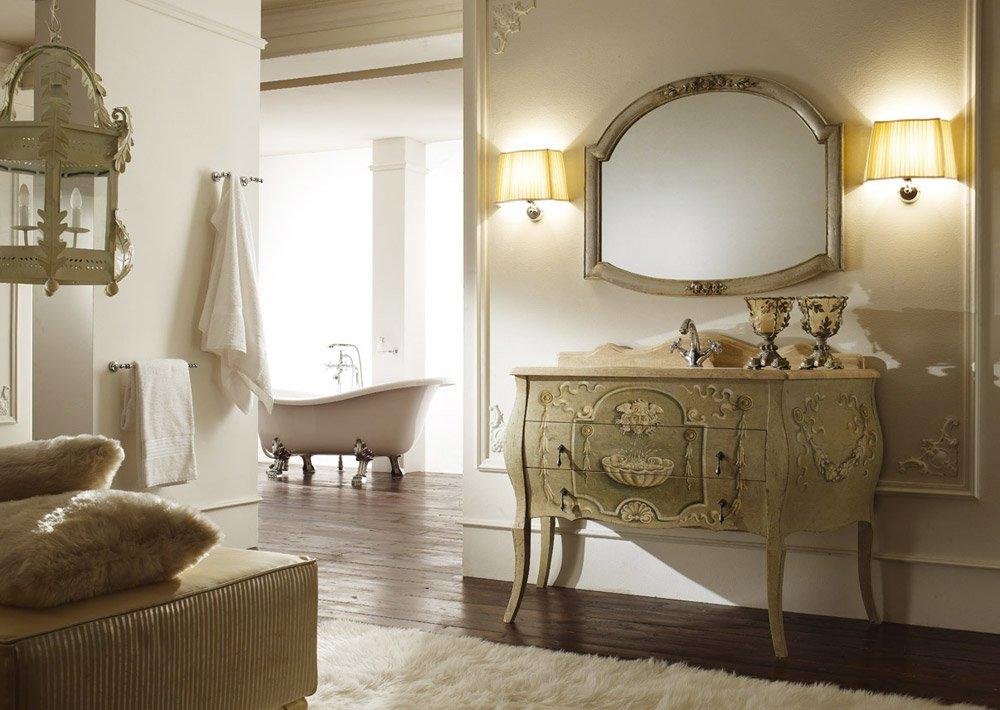 Mobili con lavabo: Composizione Tiberio da Mobili di Castello