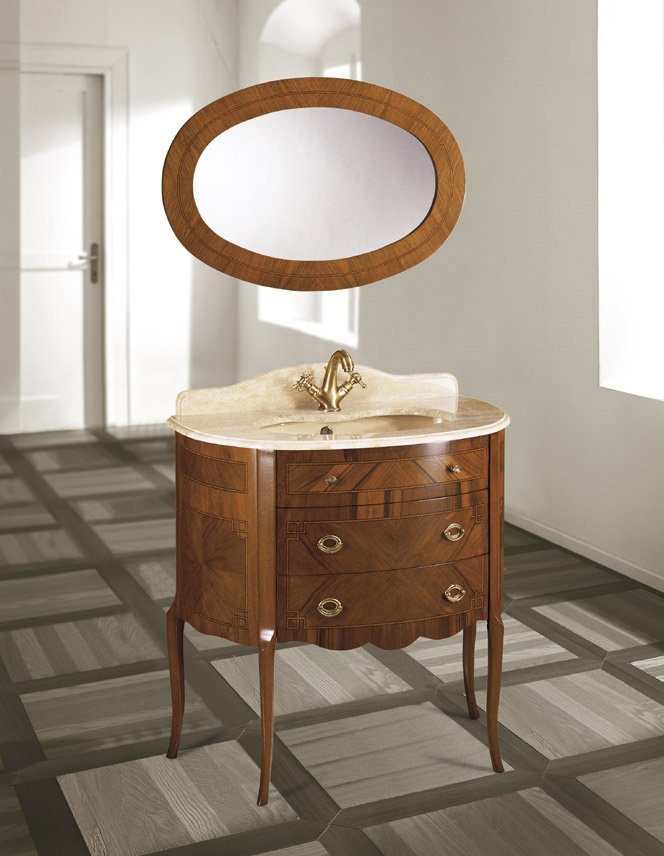 ... . Mobili con lavabo: Composizione Minorca da Mobili di Castello