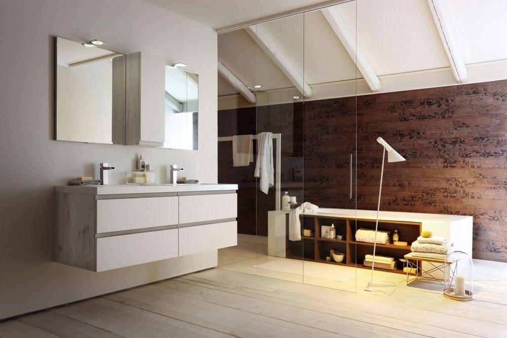 Opzione Personalizzata Dtr New : Bagni moderni con doccia comfort da progettare idee per