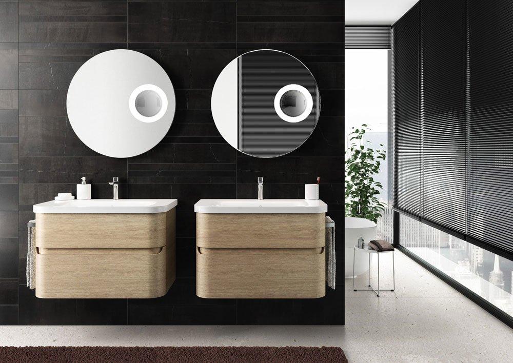 Mobili bagno joy composizione mobili bagno sospesa design moderno