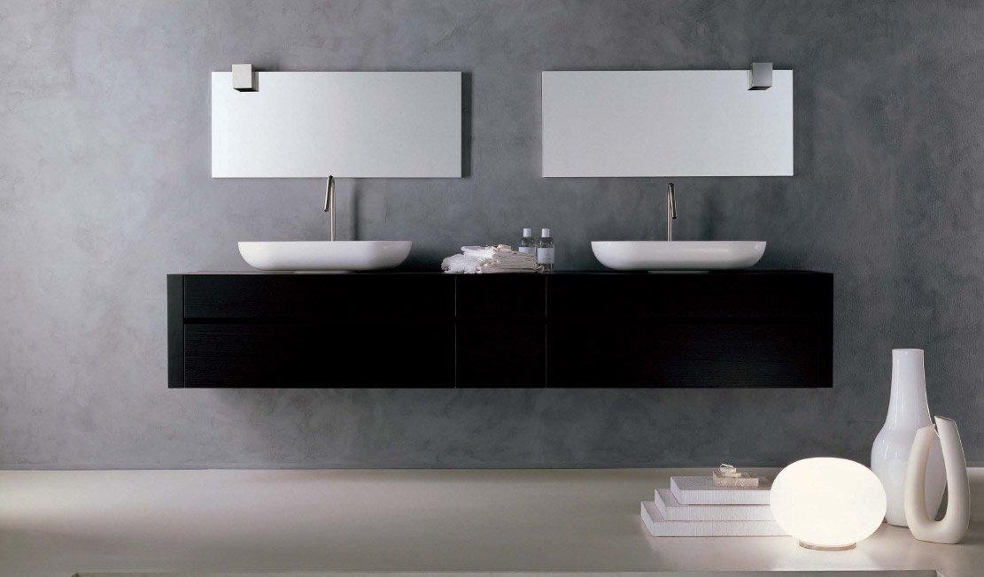 Mobili Bagno Webmobili : Mobili con lavabo: Composizione Filo [c] da ...