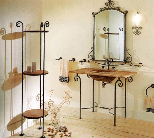 Mobili con lavabo: Composizione Linares da Frammenti DArte