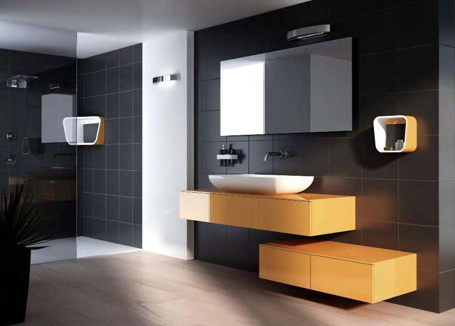 Mobili con lavabo composizione peter pan da regia - Regia mobili bagno ...