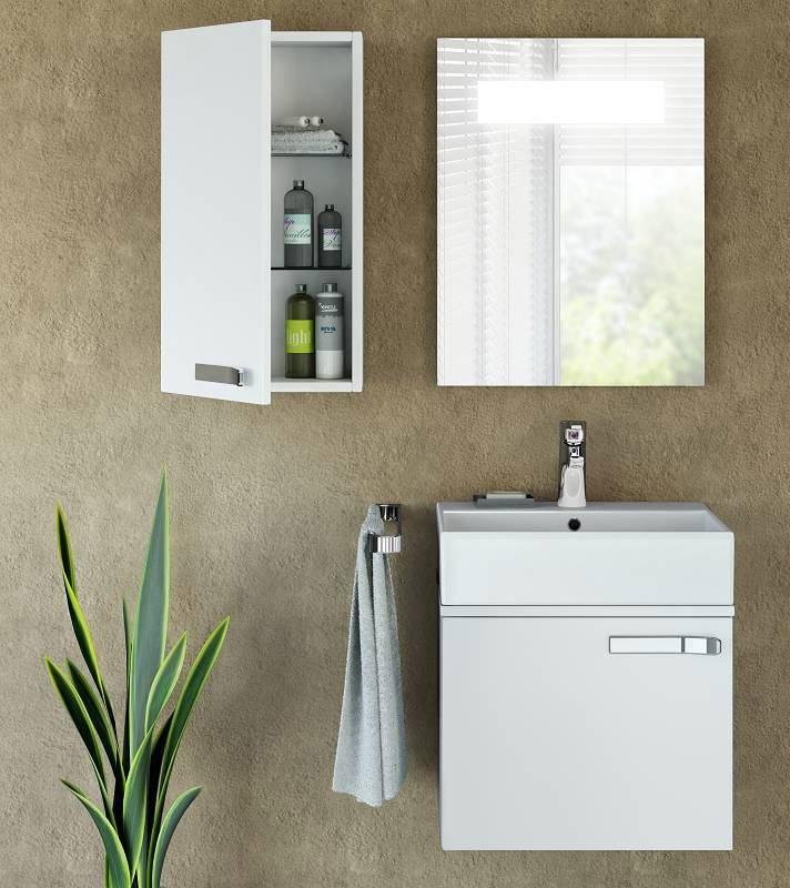 Mobili con lavabo composizione strada da ideal standard for Mobili bagno ideal standard