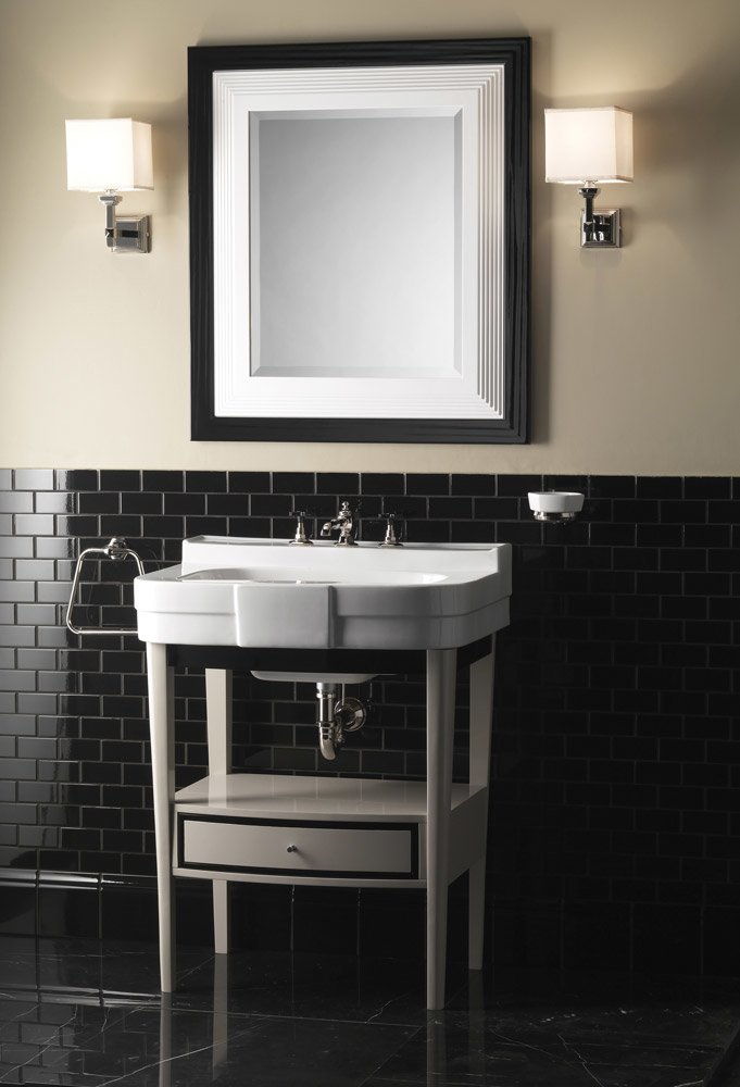 Mobili con lavabo composizione bogart vanity da devon devon for Bagno devon e devon