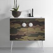 Composizione Nancopiù camouflage