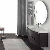 Miscelatori mobili per il bagno berloni - Cirelli arredo bagno ...