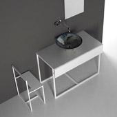 Mobile con lavabo Modulo 113 da Nito