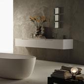 Composizione Duemilaotto da Boffi - bathrooms