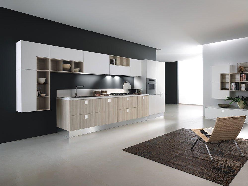 Mobili per cucina cucina quadra a da composit for Delta cucine trento