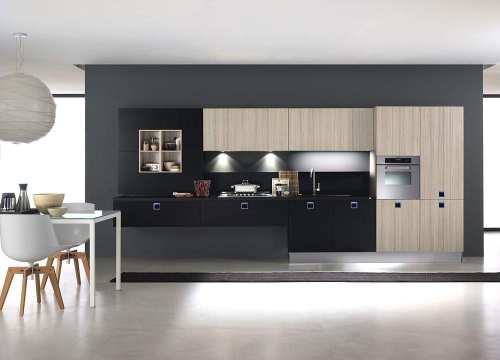 Mobili per cucina cucina quadra c da composit for Delta cucine trento