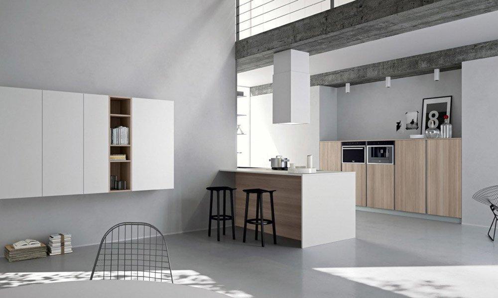 Mobili per cucina cucina easy a da doimo cucine - Doimo cucine torino ...