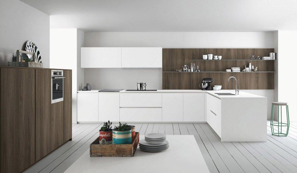 Mobili per cucina cucina aspen d da doimo cucine - Doimo cucine torino ...