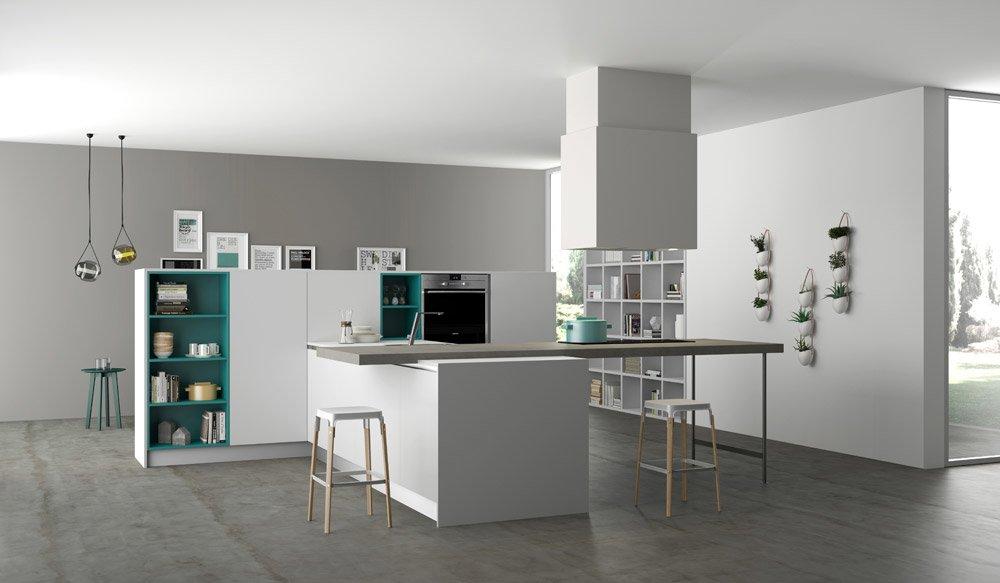 Mobili per cucina cucina cromatika a da doimo cucine - Doimo cucine torino ...
