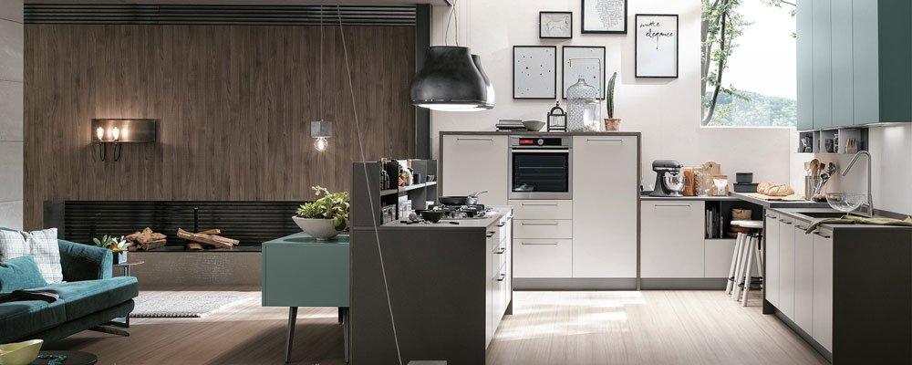 Mobili per cucina cucina replay a da stosa for Stosa cucine verona