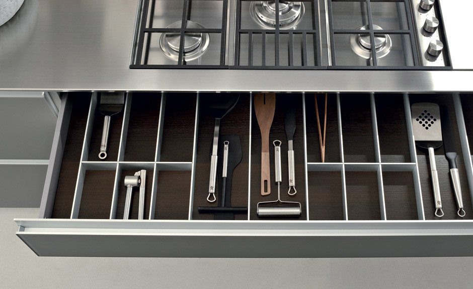 Mobili per cucina: Cucina Icon b da Ernestomeda