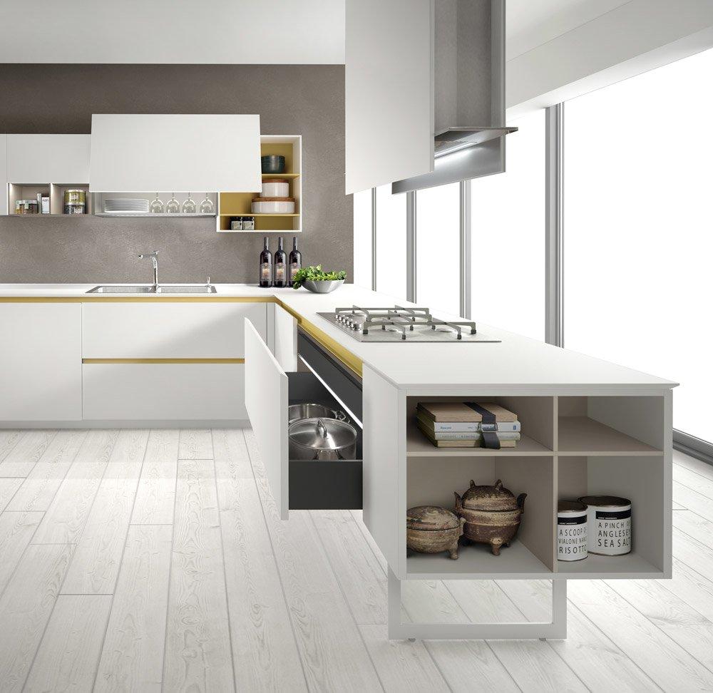 Mobili per cucina cucina cucina filolain33 da euromobil cucine - Mobili per cucina ...