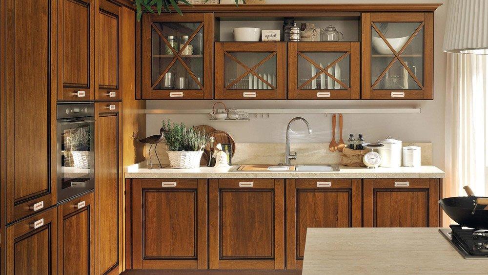 Mobili per cucina cucina agnese b da lube cucine for Cucina agnese lube