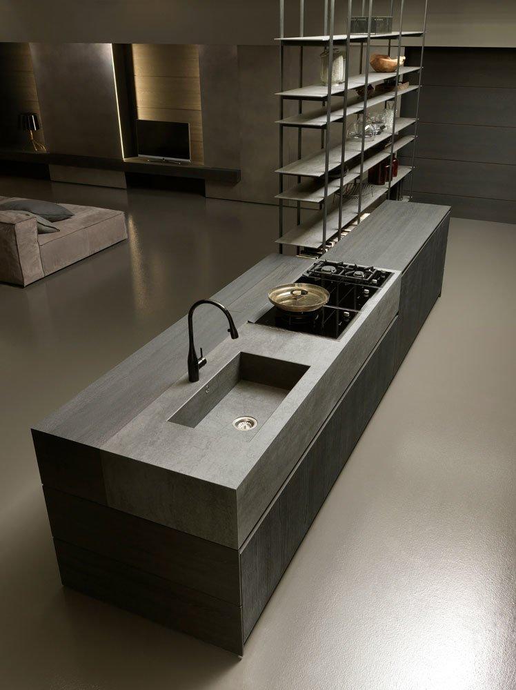 Mobili per cucina cucina blade da modulnova - Modulnova bagni outlet ...