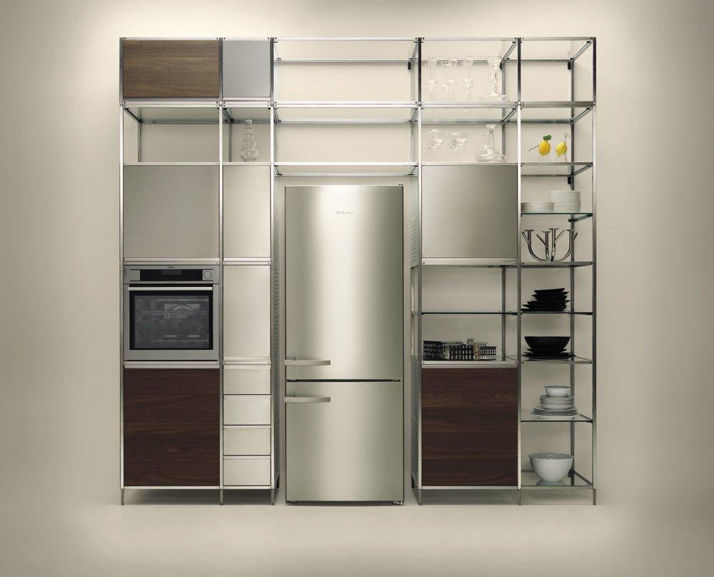 Mobili per cucina cucina meccanica c da valcucine - Mobili per cucina ...