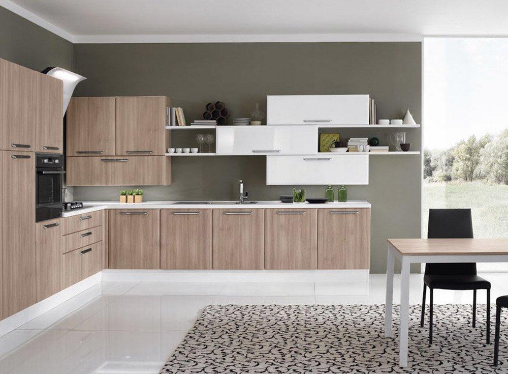 Mobili per cucina cucina tidra evo da aran cucine - Aran cucine roma ...