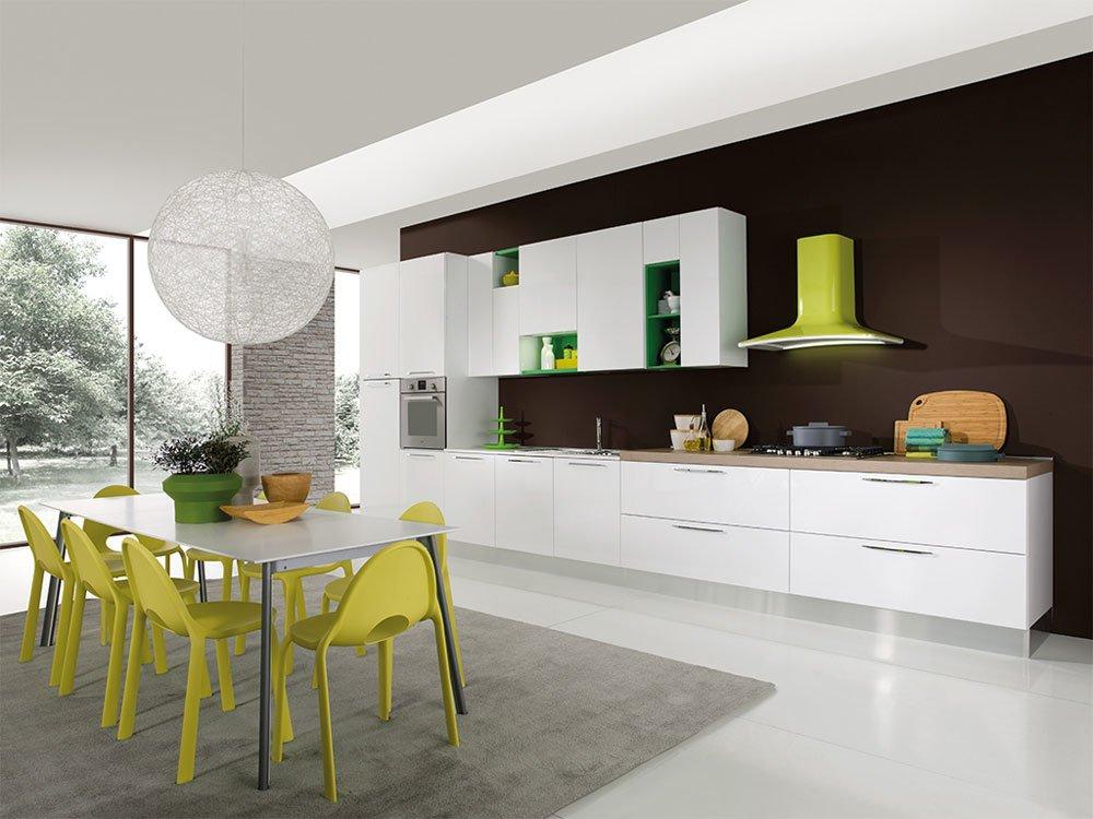 Mobili per cucina cucina bella b da aran cucine for Bella j cucina