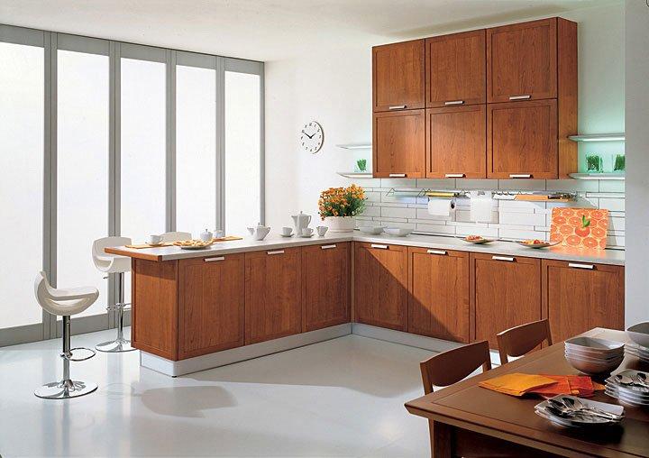 Mobili per cucina cucina green b da spagnol cucine for Mazzoli arredamenti