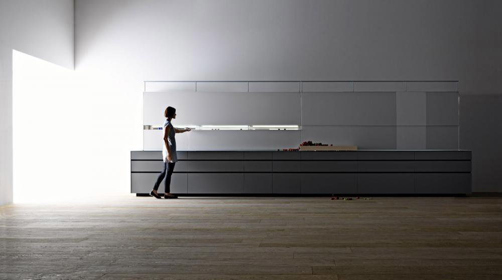 valcucine k chenm bel k che new logica system a designbest. Black Bedroom Furniture Sets. Home Design Ideas