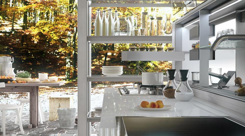 Mobili Per Cucina: Cucina New Logica System [B] da Valcucine