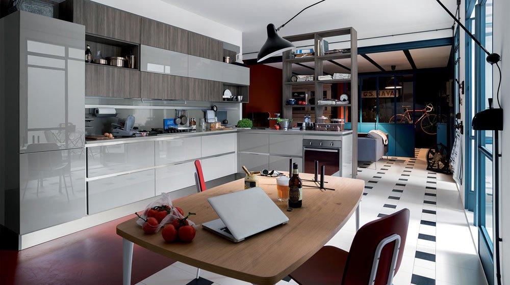 Mobili per cucina cucina carrera go a da veneta cucine for Veneta cucine bolzano