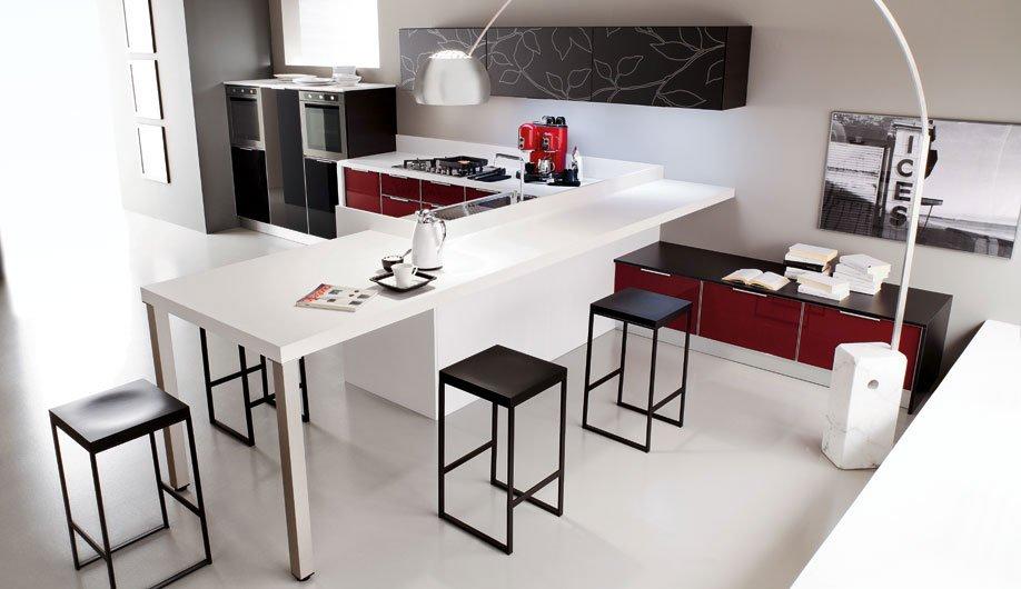 Mobili per cucina cucina luce da arrex 1 - Luce per cucina ...
