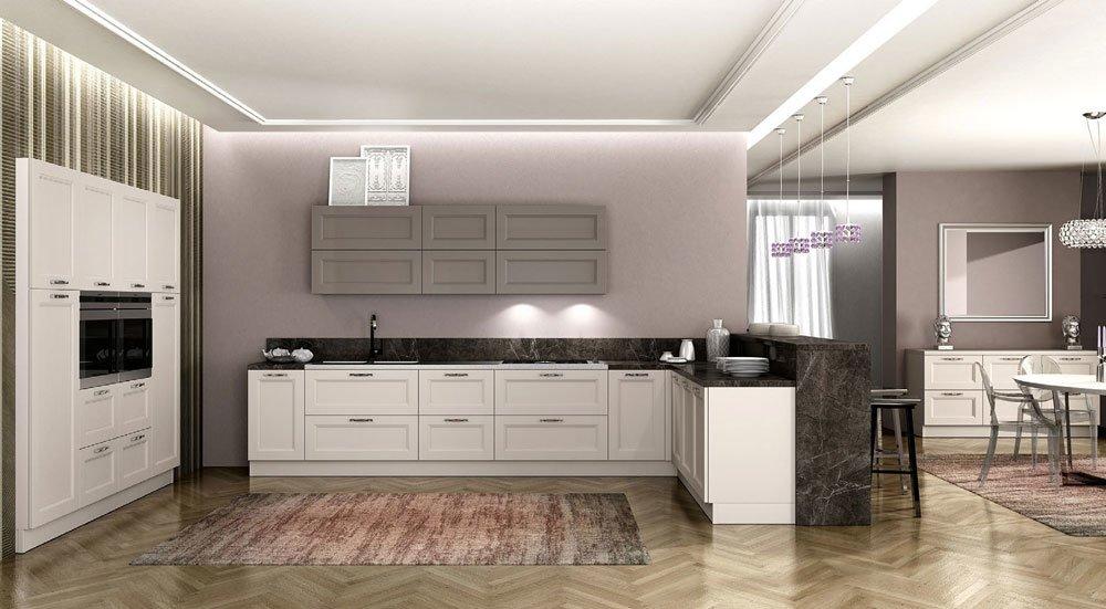 Mobili per cucina cucina ginevra da berloni - Veneta cucine ragusa ...