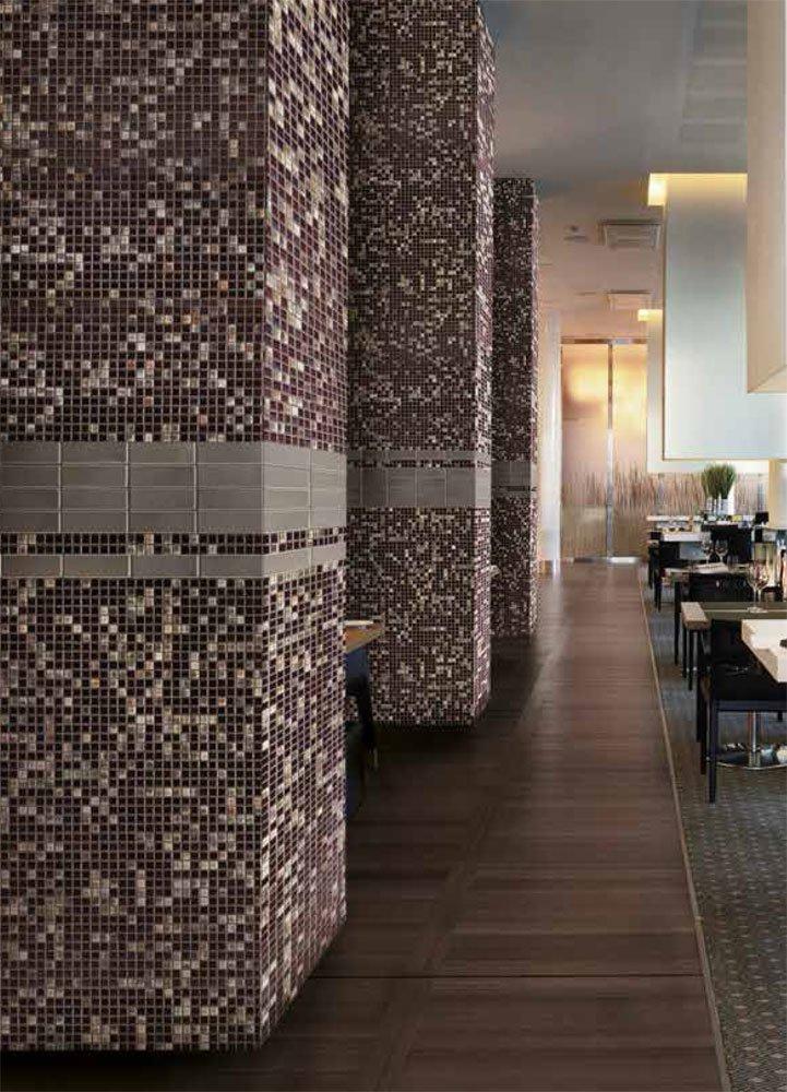 Mosaico mosaico loft da ceramica di treviso for Mosaico ceramica