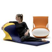Small armchair Rilassata