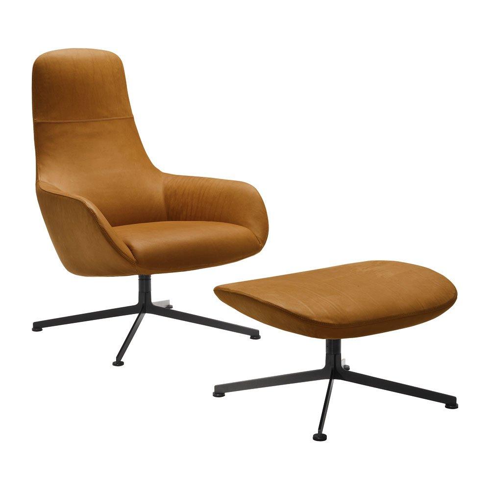 zanotta kleine sessel kleiner sessel kent designbest. Black Bedroom Furniture Sets. Home Design Ideas